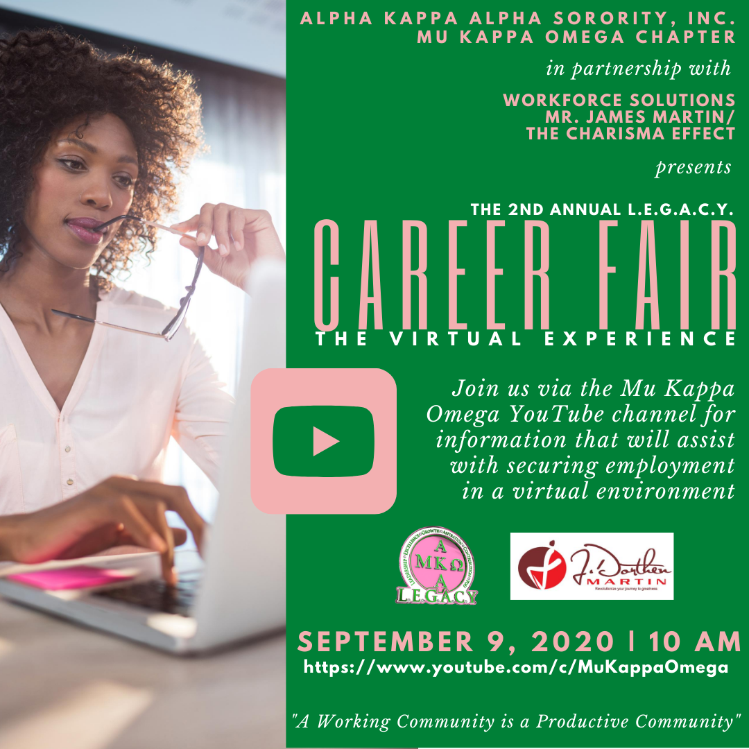 LEGACY Career Fair